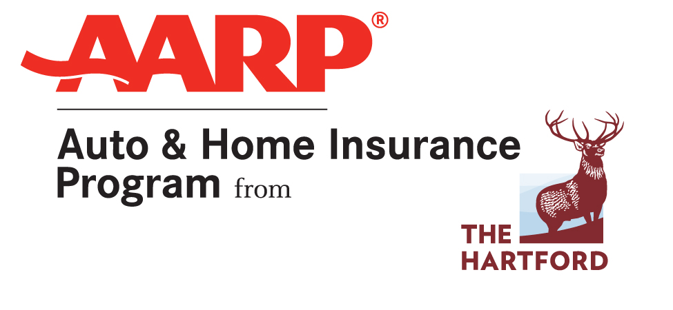 Hartford Insurance - AARP Logo